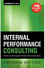 Internal Performance Consulting Paperback