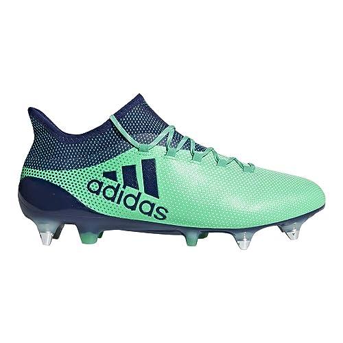 best service 33c62 5d353 adidas X 17.1 SG, Botas de fútbol para Hombre  Amazon.es  Zapatos y  complementos