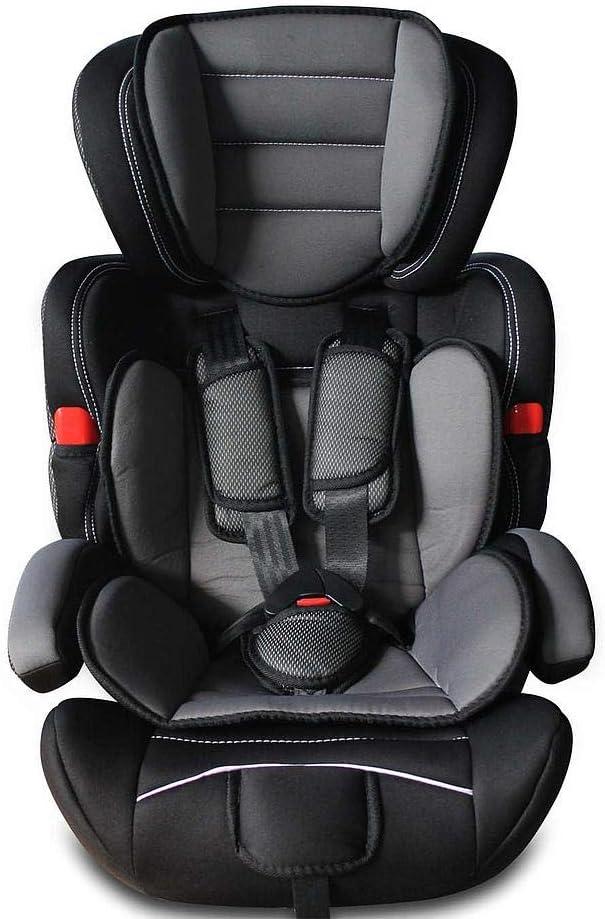 Todeco Rose Tranche d/âge: Enfants de 9 mois /à 12 ans Si/ège Auto Rehausseur De 9 /à 36 kg Si/ège Auto pour B/éb/é et Enfant Standards//Certifications: ECE R44 // 04