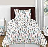 Sweet Jojo Designs Fabric Memory/Memo Photo