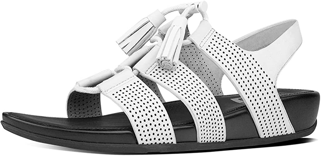 Fitflop Women's Gladdie Perf Lace-Up