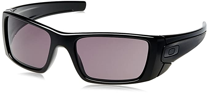 d1cd3792c9 Oakley Fuel Cell Men s Lifestyle Race Wear Sunglasses Eyewear - Color   Polished Black