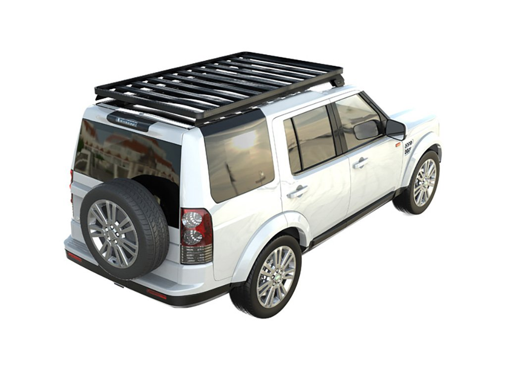 Amazon.com: Land Rover LR3 U0026 LR4 Roof Rack / Full Size Aluminum Off Road  Slimline II Cargo Carrier   By Front Runner: Automotive