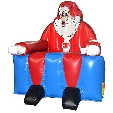 Amazon.com: costzon Bounce Casa Castillo Jumper Navidad de ...