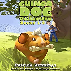 Guinea Dog Collection: Books 1-3