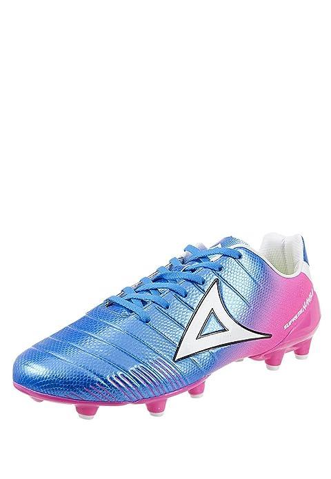 54a1d1d5694e3 Impuls pirma tenis deportivo soccer tenis para hombre azul rosa talla ropa  zapatos accesorios jpg 480x695