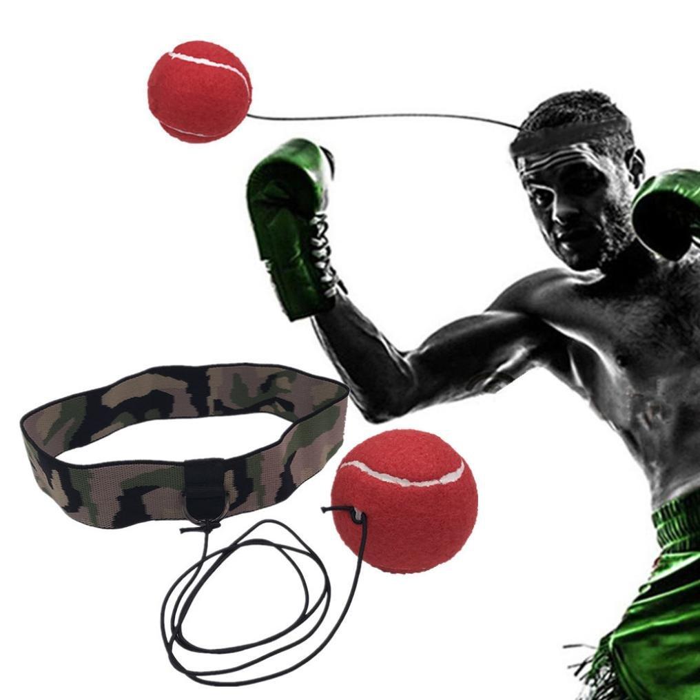 【楽天ランキング1位】 lywey B07F9YM1R5 Fight For Reflex速度ボクシングトレーニング練習ツール練習独習リバウンドボール+ヘッドバンド(Army Kids Green) for lywey Kids Adult レッド B07F9YM1R5, サイズが豊富なスーツドレス TSC:0838e63e --- a0267596.xsph.ru