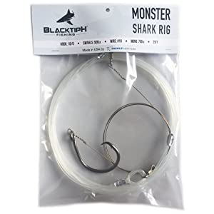 BlacktipH Monster Shark Rig - TACKLE CRAFTERS