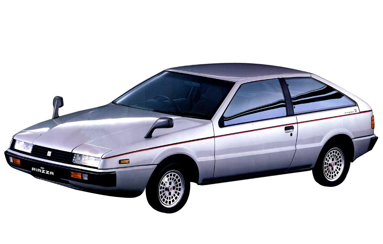 フジミ模型 1/24 インチアップシリーズ No.256 いすゞ ピアッツァ XE
