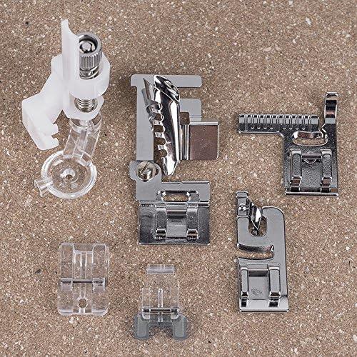 JUKI prensatelas Set Heavy User Kit (6 pies/para HZL de DX/F/G ...