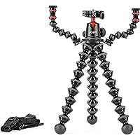Joby Gorilla pod Rig 5Kg Flexible Tripod Rig for DSLR Camera and Accessories, Black, (JB01522-BWW)