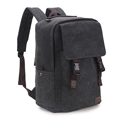 54767221acab Amazon.com  Canvas Backpack for Men