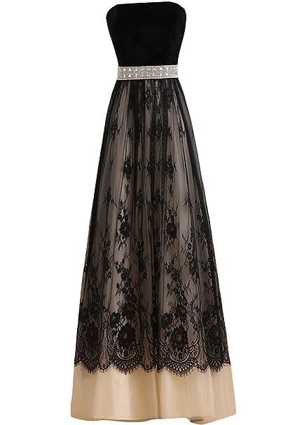 Mujer vestida de negro sueno