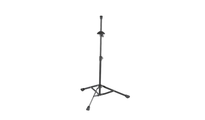 Soporte para instrumento de viento para tromb/ón K/&M 14990-000-55 color negro