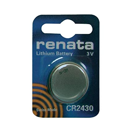 Välkända RENATA CR 2430 LITHIUM BATTERY FOR ELINCHROM TRIGGER: Amazon.in YB-49