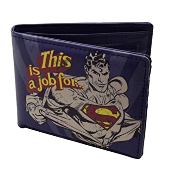 DC Comic - Superman Cartera - Superman Logo - Se envía en ...