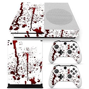 Microsoft Xbox One S Skin Design Foils Aufkleber Schutzfolie