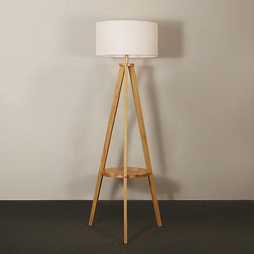 Lámpara de pie MMM Europa del Norte Sala Vertical Moderna Simple ...