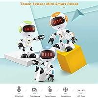 melysEU Niños Robot Juguete Control Pequeños Touch Sensing
