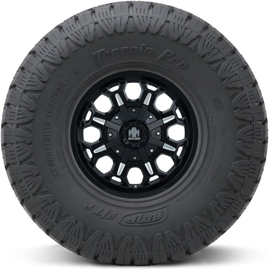 1 Nitto Terra Grappler G2 Tire 325//65R18 8 PLY 325//65R18