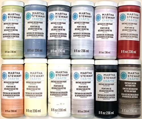 martha stewart vintage blue paint - 2