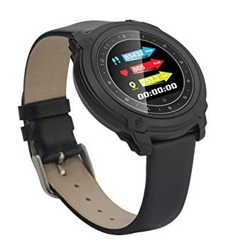 Amazon.com: TheRang CD10 Smart Color Screen Blood Pressure ...