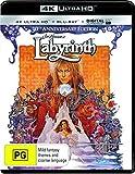 DVD : Labyrinth 4K UHD Blu-ray