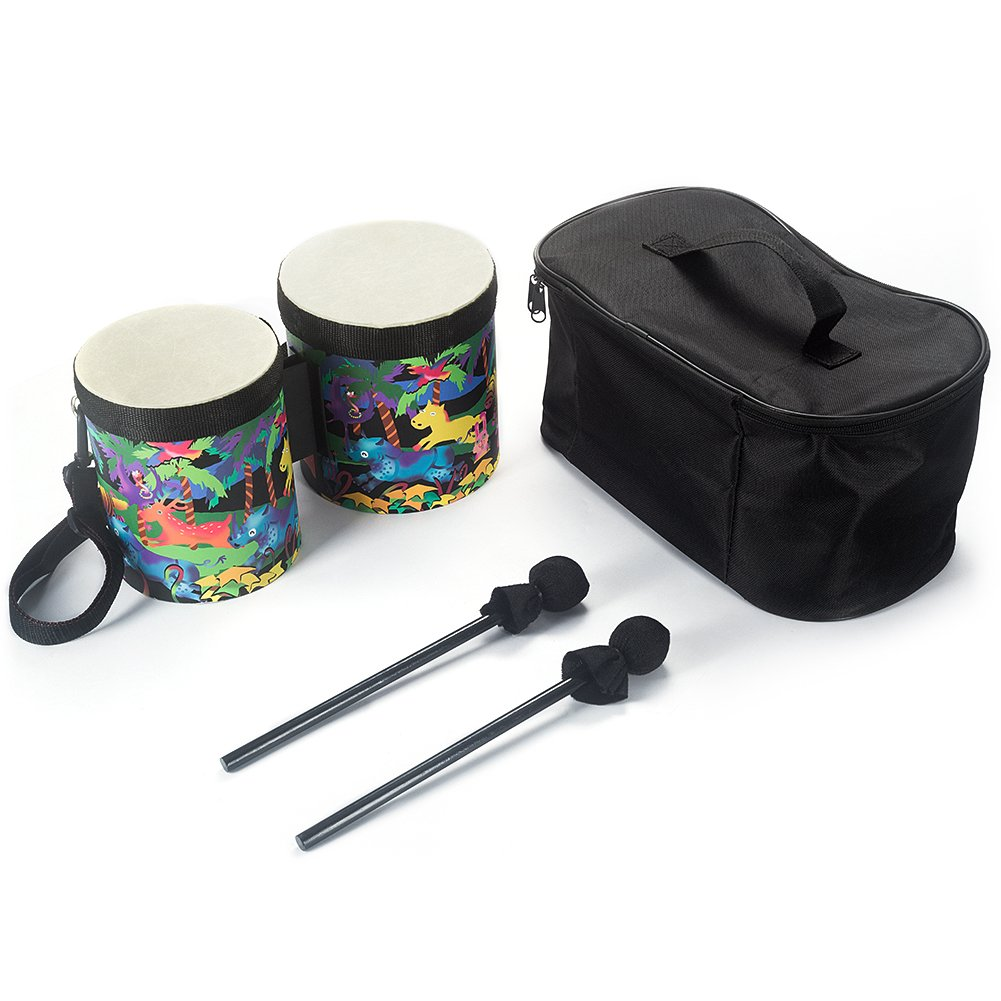 In That Case We Recommend The Kids Bongo Set These Colorful Drums Still Sound Pretty Good And Coming With Free Carry Mallets Your Getting