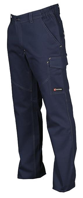 49 opinioni per Pantalone da Lavoro 100% Cotone Multistagione Con Tasche Anteriori Payper Worker