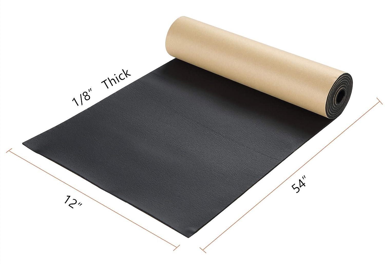 """Neoprene Rubber Sheet 1//4/"""" Thick x 30/"""" wide x 10/' feet long FREE SHIPPING"""