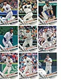 Detroit Tigers / Complete 2017 Topps Series 1 & 2 Baseball Team Set. FREE 2016 TOPPS TIGERS TEAM SET WITH PURCHASE!