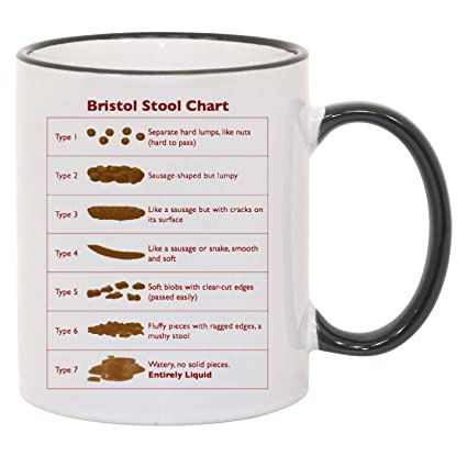 Excellent Bristol Stool Chart Ceramic Mug Gmtry Best Dining Table And Chair Ideas Images Gmtryco