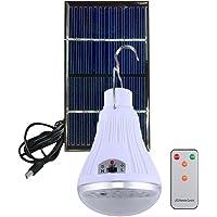 AOLVO Luz de Emergencia Bombilla, LED Camping luz