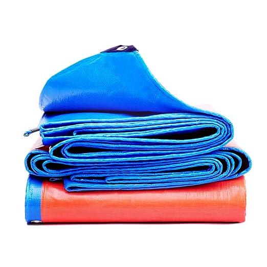 Coche I Impermeable y Resistente a desgarros Lona de Polietileno Piscina + Cuerda Gratis como Lona con Ojales para Muebles de jard/ín Lona 200 g//m2 CoverUp
