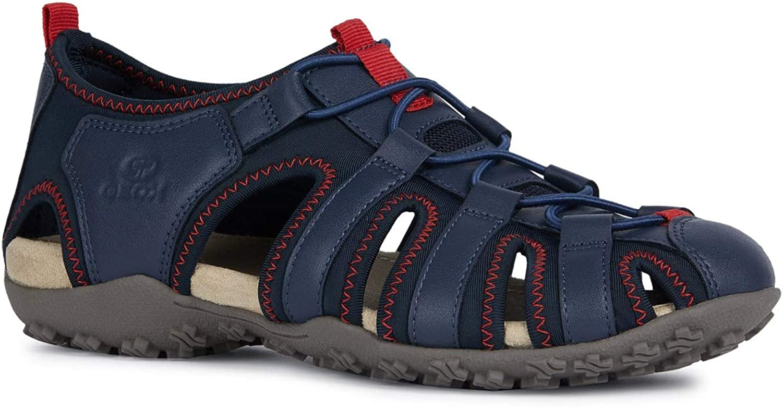 Sandal Mujer De Sandalias Geox Strel D9225a Vestir
