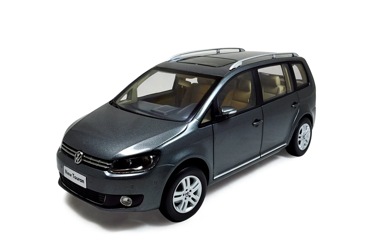 Amazon.com: Volkswagen Touran TSI 2013 MPV 1/18 Diecast Model Car by PaudiModel 2313GY: Home & Kitchen