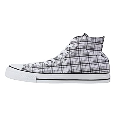 Converse Chuck Taylor All Star #Chucks 517484 Schwarz Weiß
