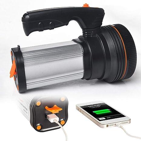 SPTHY Proyector De Batería De Gran Capacidad De 9000 Mah como ...