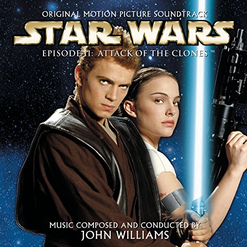 Star Wars Episode II: Attack of the Clones (Original Motion Picture Soundtrack)]()