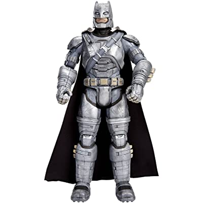 "Batman v Superman: Dawn of Justice Multiverse 12"" Movie Master Batman Figure: Toys & Games"