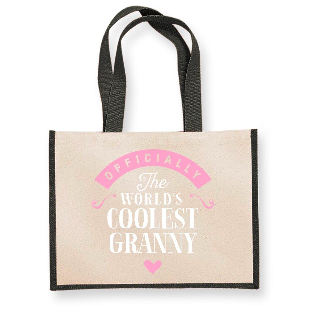 Nanny Birthday or Christmas Gift Bag, Tote, Shopping Bag, Birthday ...