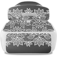 Skin For DJI Goggles – Floral Lace | MightySkins Protective, Durable, and Unique Vinyl Decal wrap cover | Easy To Apply, Remove, and Change Styles | Made in the USA