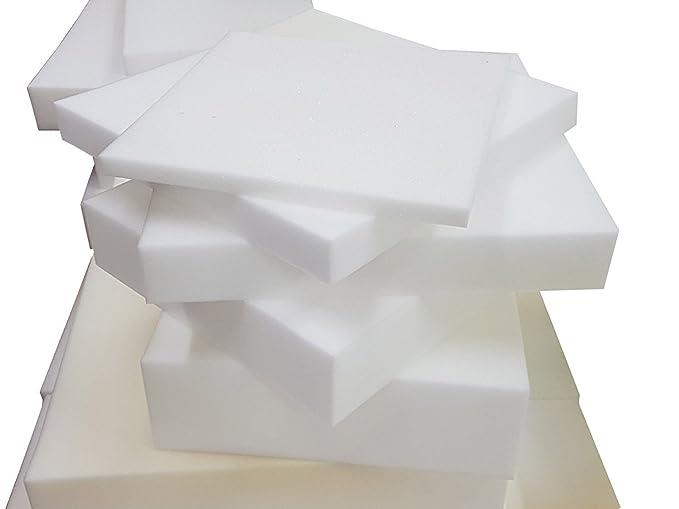 Almohadillas de Espuma para tapicería Zi de Alta Densidad para Asiento de Espuma para Cortar Cualquier tamaño, 13