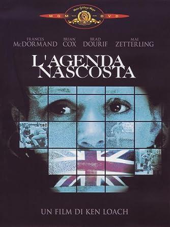 L Agenda Nascosta [Italia] [DVD]: Amazon.es: Stewart ...
