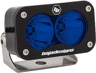 product image for Baja Designs 480001BL LED Light Pod (Spot Pattern Blue S2 Pro), 1 Pack