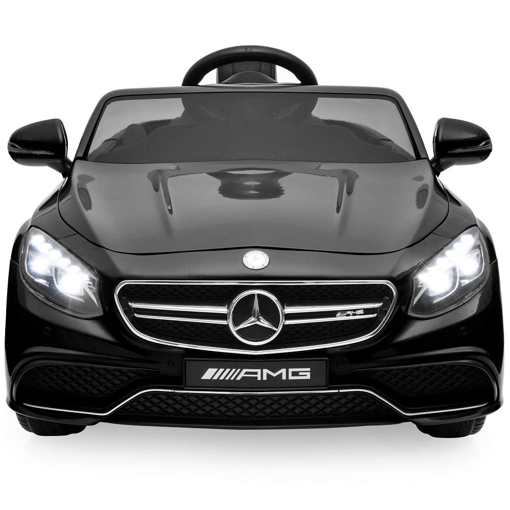 Best Choice Products Kids 12V Licensed Mercedes-Benz G65 SUV RC Ride-On Car, with 3 Speeds