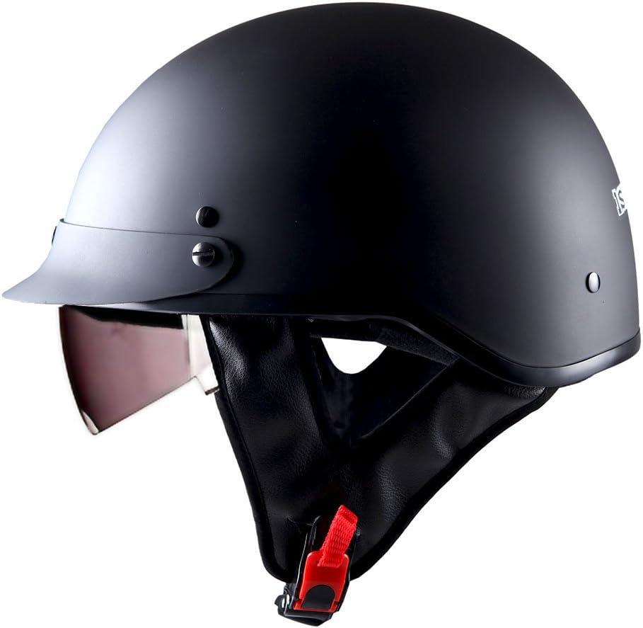 Motorcycle Half Face Helmet Mopeds