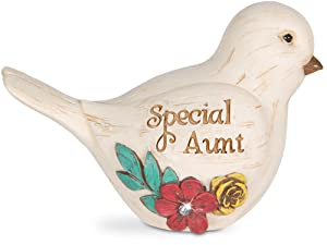 "Pavilion Gift Company 41076 Special Aunt Bird Figurine, 2-1/2 x 2"""