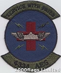 433AES US Air Force de escuadrón bordado parche