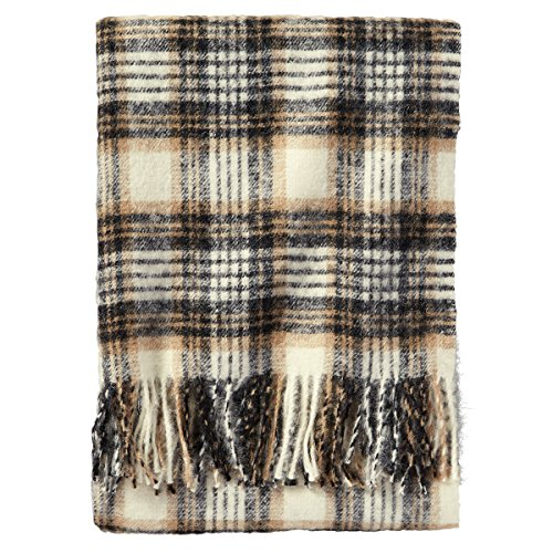 (Pendleton Overton Plaid Boucle Throw,)